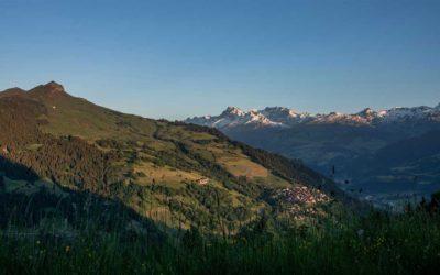 Bergluft – Erlebe eine Woche im Bergdorf Luven am Eingang zum Tal des Lichtes Lumnezia