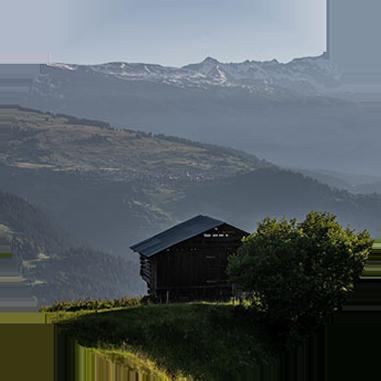 Bergluft in Luven - Besuche unseren Workshop oder mache eine Auszeit in der Natur